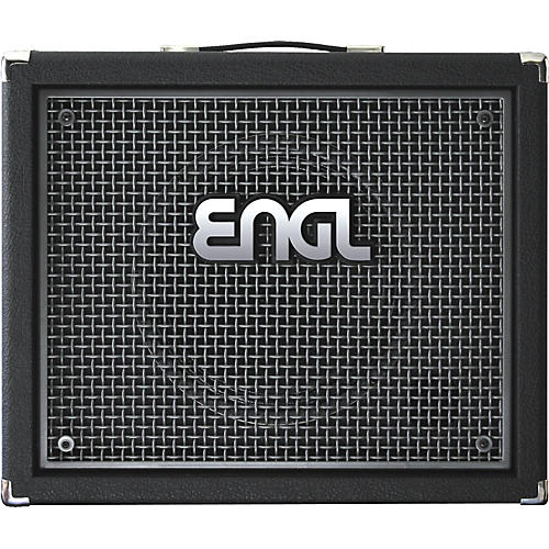 Engl PRO Straight E112V 1x12 Vertical Guitar Speaker Cabinet 60W Black Grill