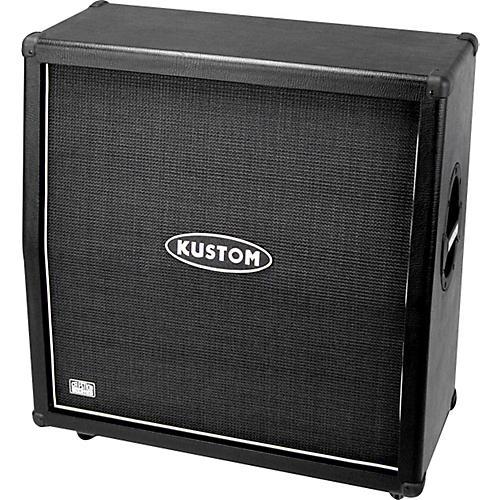 kustom pro412a 260w 4x12 guitar speaker cabinet musician 39 s friend. Black Bedroom Furniture Sets. Home Design Ideas