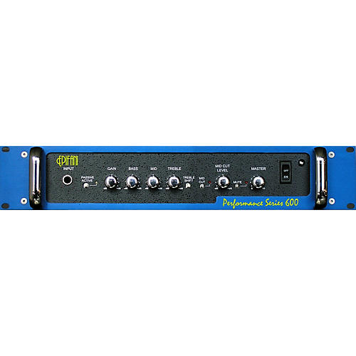 Epifani PS 600 Single Channel Bass Amp Head