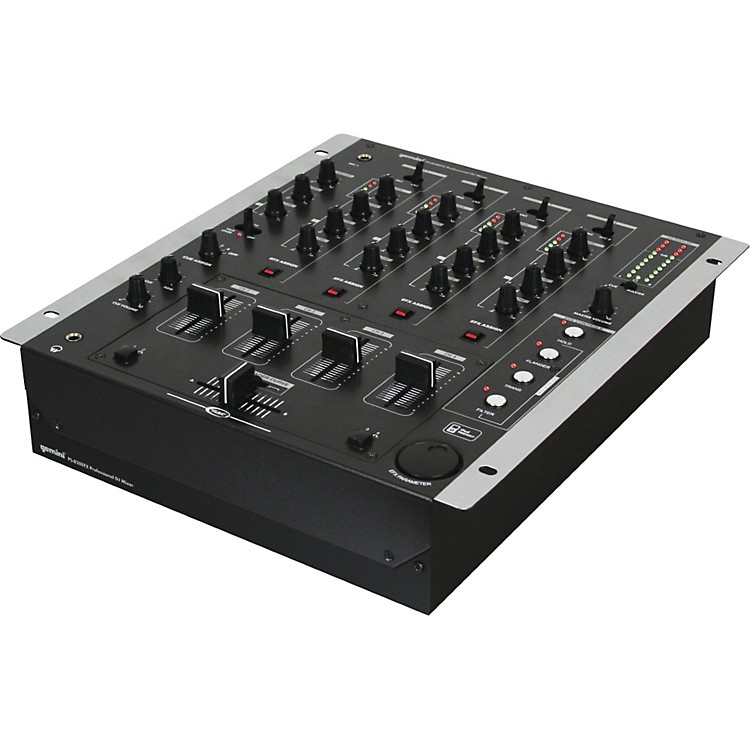 GeminiPS-828EFX 4-Channel Stereo Mixer With Effects