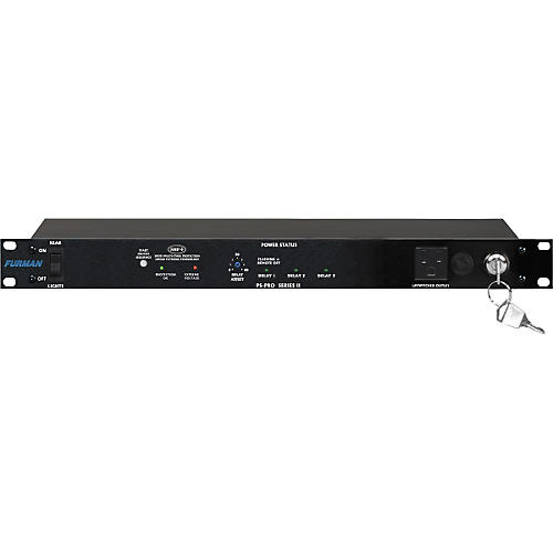 Furman PS-PRO Series II AC Power Conditioner/Sequencer
