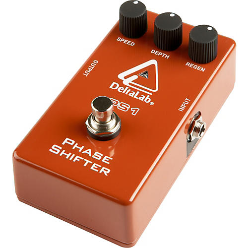 DeltaLab PS1 Phaser Guitar Effects Pedal-thumbnail