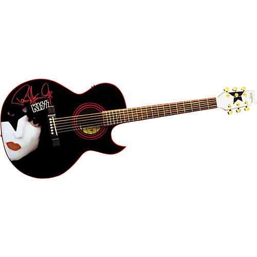 Washburn PS11E Paul Stanley Acoustic-Electric Guitar-thumbnail