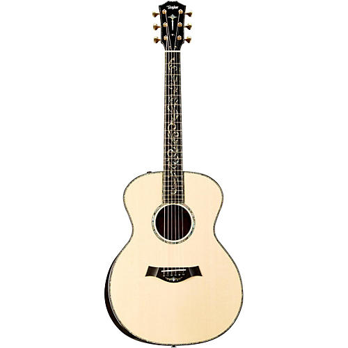 Taylor PS14e Grand Auditorium Acoustic-Electric Guitar-thumbnail