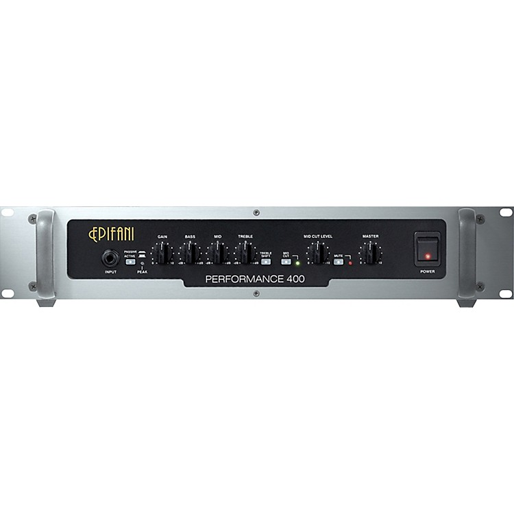 EpifaniPS400 Bass Amp Head