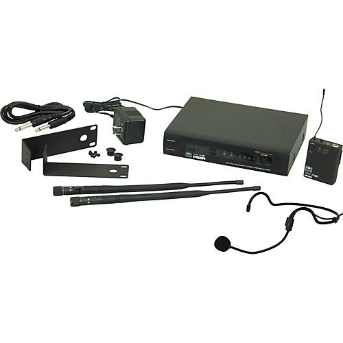 Galaxy Audio PSE/52HS WIRELESS HEADSET SYSTEM