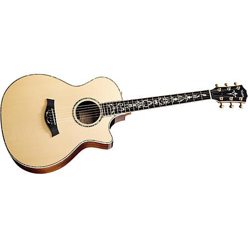 Taylor PSGAce-W01 Presentation Series Grand Auditorium Acoustic-Electric Guitar
