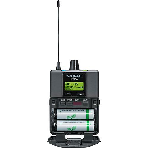 Shure PSM 300 Professional Bodypack Receiver P3RA