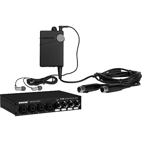Shure PSM 400 Hardwired Personal Performance Pack