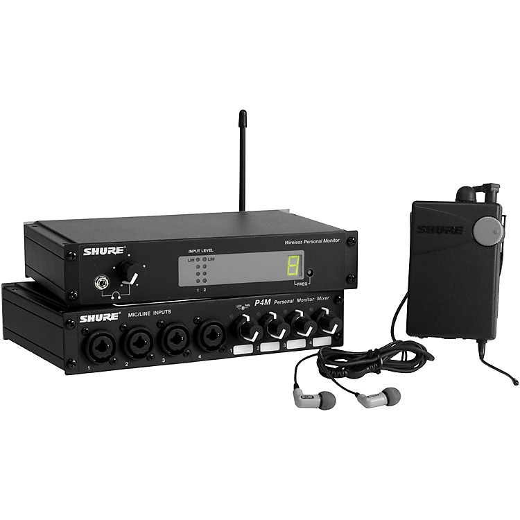 Shure PSM 400 Wireless Personal Performance Pack