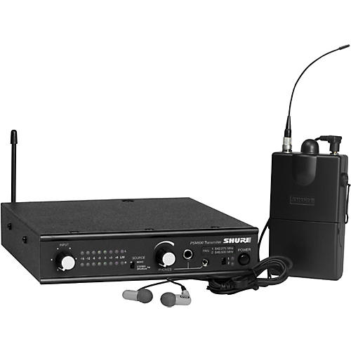 Shure PSM 600 Wireless Personal Performance Pack-thumbnail