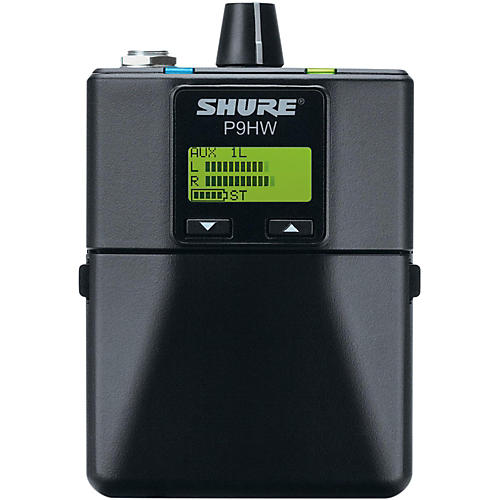 Shure PSM 900 Wired Bodypack Personal Monitor P9HW-thumbnail