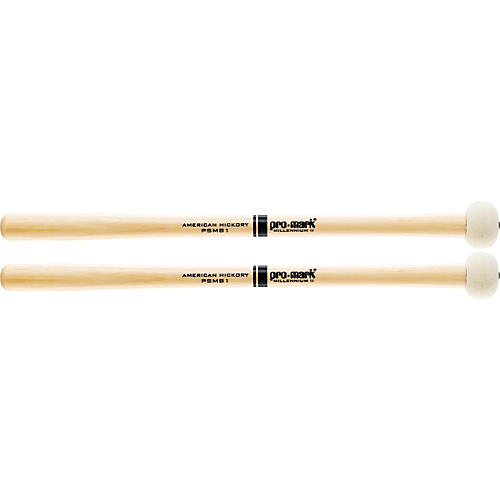 PROMARK PSMB2 Marching Bass Drum Mallets PSMB1 Extra Small