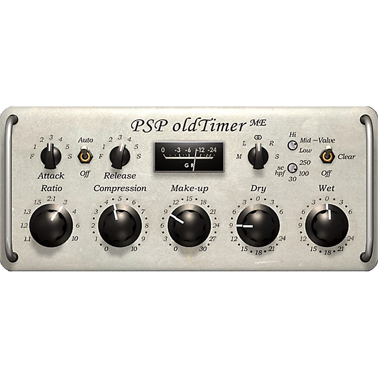 PSP Audioware PSP oldTimer ME Software Download