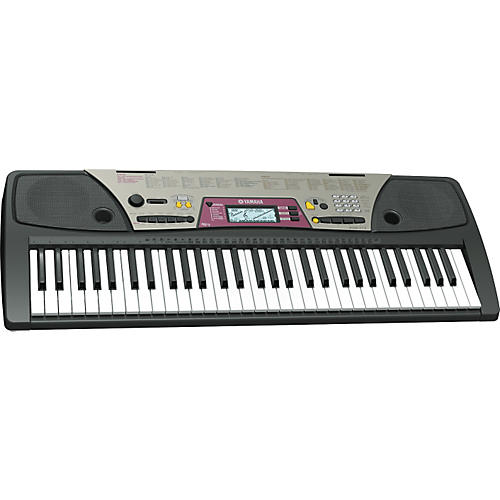 Yamaha psr 172 61 key portable keyboard musician 39 s friend for Yamaha professional keyboard price