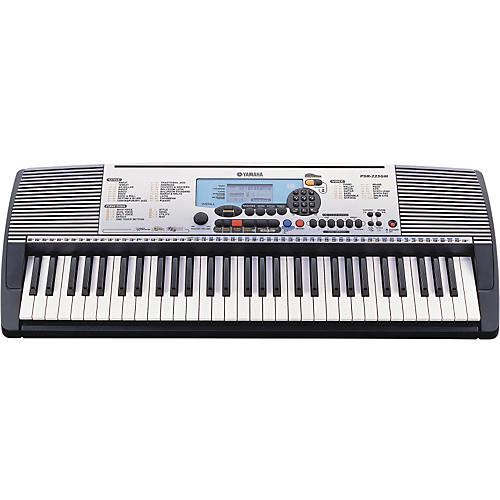 Yamaha psr 225gm 61 key keyboard musician 39 s friend for Yamaha learning keyboard