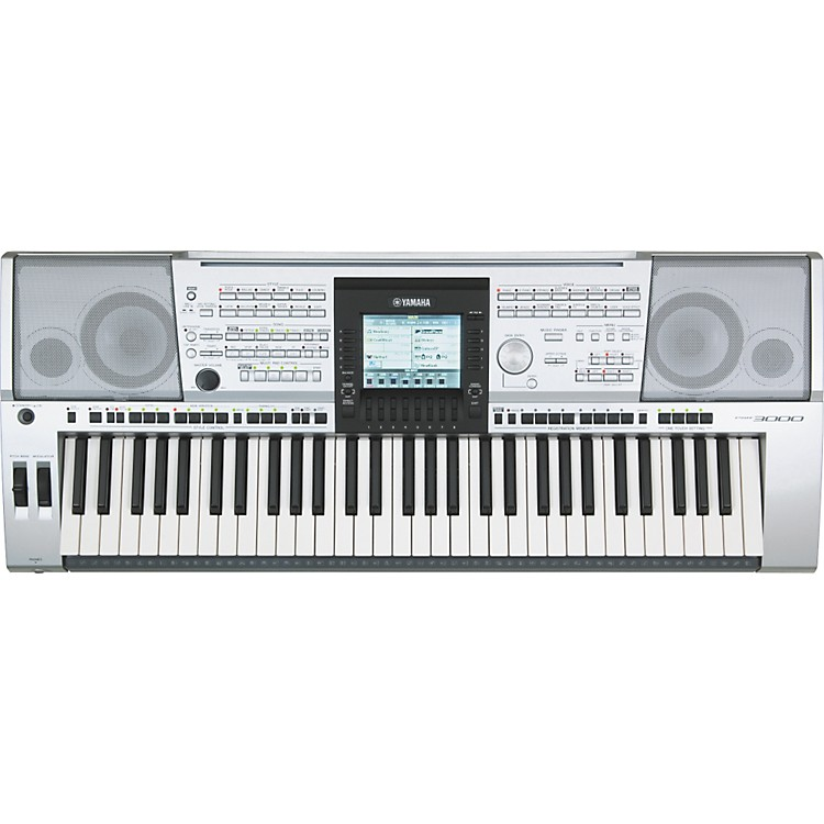 Yamaha PSR-3000 61-Key Arranger Workstation Keyboard