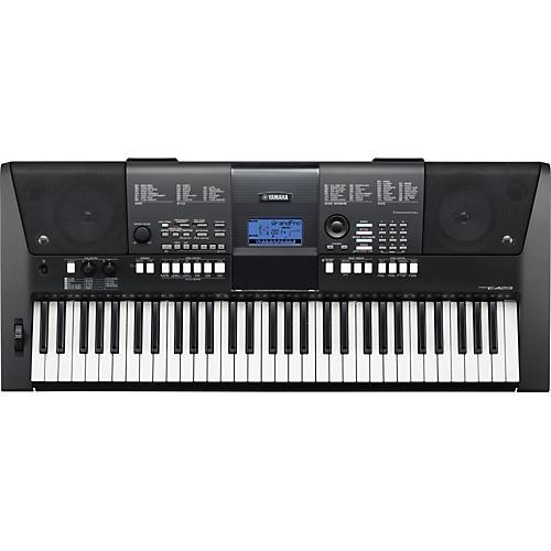 Yamaha PSR E-423 61-Key Portable Keyboard w/ Survival Kit