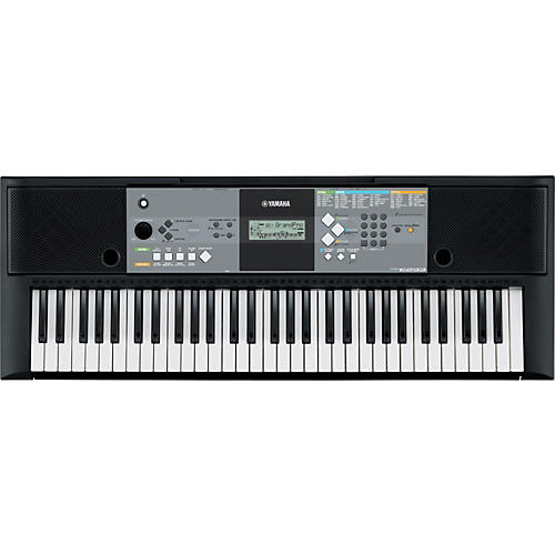 Yamaha PSR-E233 61-Key Entry-Level Portable Keyboard with Survival Kit