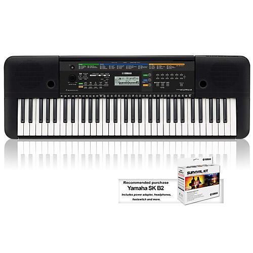 Yamaha PSR-E253 61-Key Portable Keyboard-thumbnail