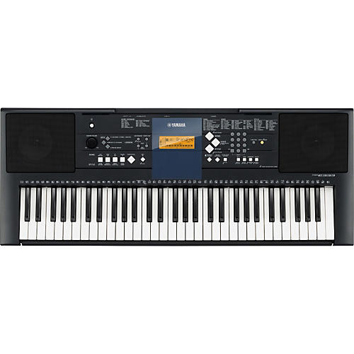 Yamaha PSR E333 61-Key Mid-Level Portable Keyboard