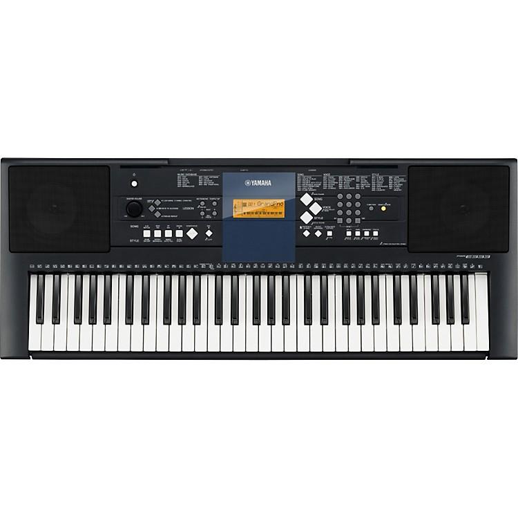 YamahaPSR E333 61-Key Mid-Level Portable Keyboard