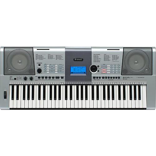 Yamaha psr e403 61 key portable keyboard musician 39 s friend for Yamaha piano keyboard 61 key psr 180