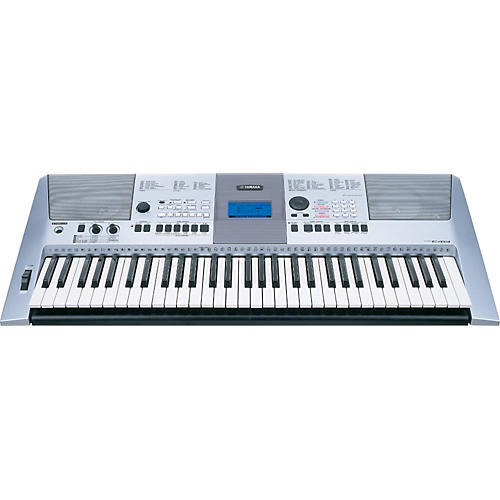 Yamaha psr e413 61 key portable keyboard musician 39 s friend for Www yamaha keyboards