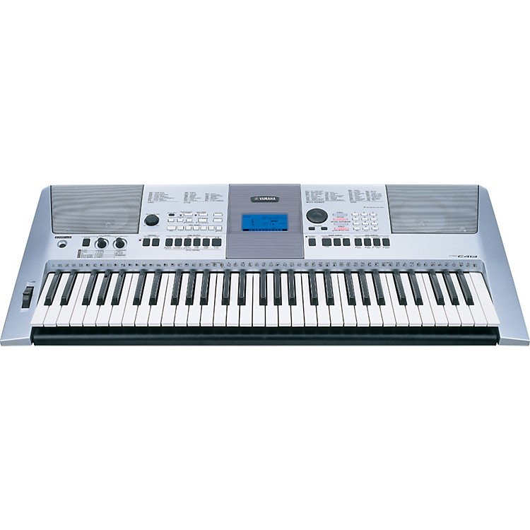 Yamaha psr e413 61 key portable keyboard musician 39 s friend for Yamaha learning keyboard