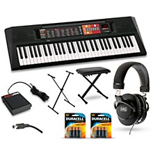 Yamaha PSR-F51 61-Key Portable Keyboard Package