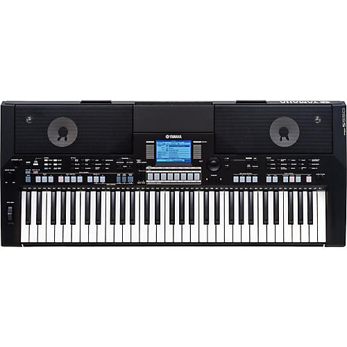yamaha psr s550b arranger workstation keyboard musician 39 s friend. Black Bedroom Furniture Sets. Home Design Ideas