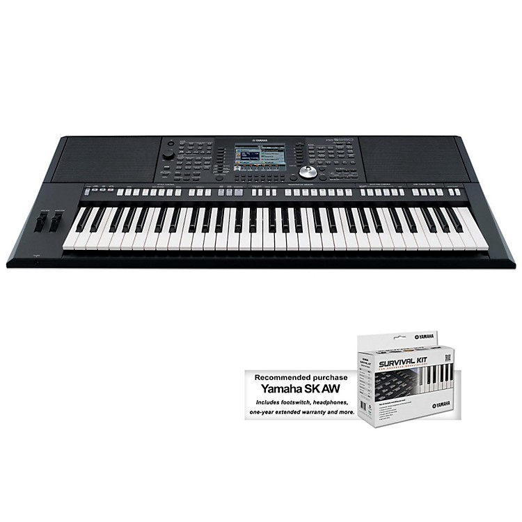 Yamaha PSR-S950 61-Key Arranger Keyboard