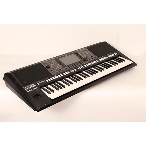 Open box yamaha psra3000 61 key arranger keyboard for Yamaha a3000 keyboard