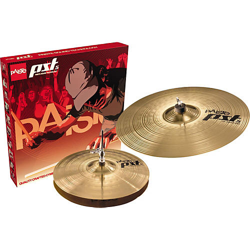 Paiste PST 5 Essential Set 14/18