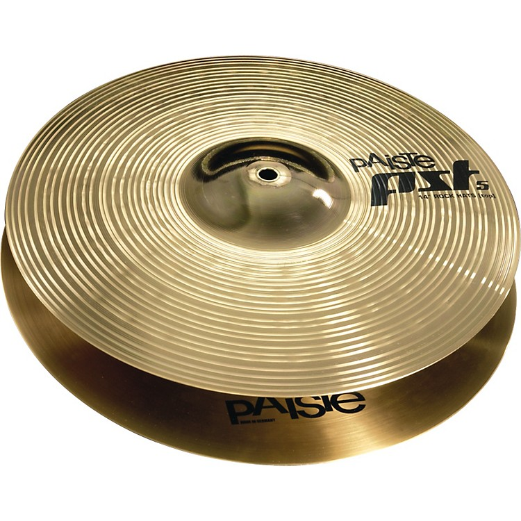 Paiste PST 5 Rock Hats  14 Inches