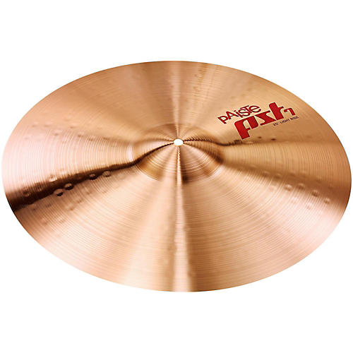 Paiste PST 7 Light Ride 20 Inch