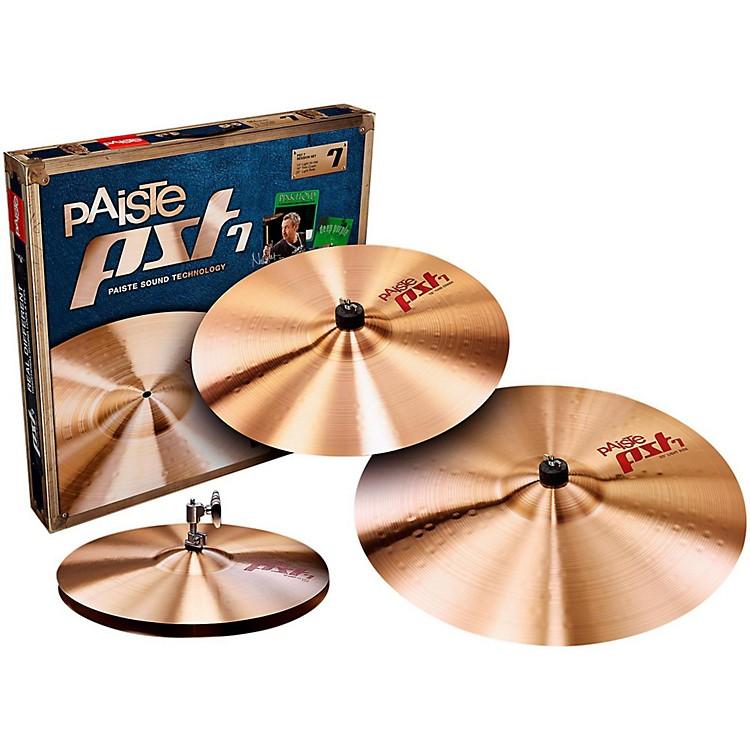 PaistePST 7 Light/Session Set14/16/20 Inch