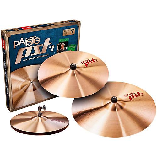 Paiste PST 7 Medium/Universal Set 14/16/20 Inch