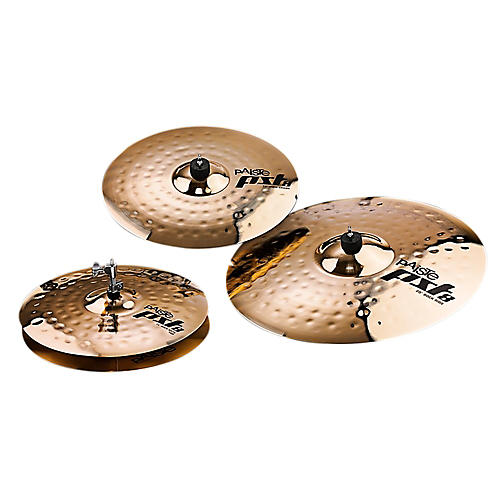 Paiste PST 8 Reflector Rock Set 14, 16 and 20 in.
