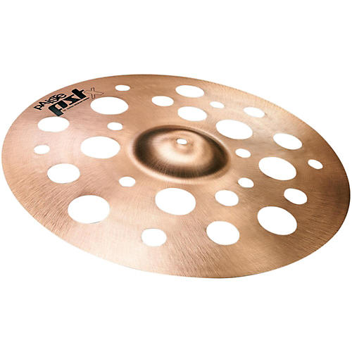 Paiste PST X Swiss Medium Crash Cymbal-thumbnail