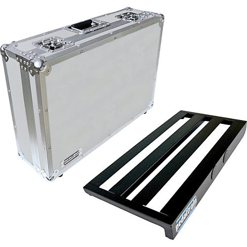 Pedaltrain PT-2 Pedal Board with Hardshell ATA Flightcase