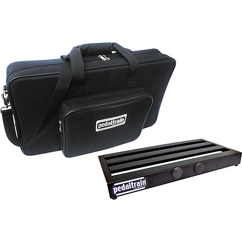 Pedaltrain PT-2 Pedal Board with Softshell Gig Bag-thumbnail