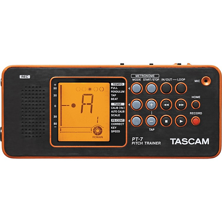 TASCAMPT-7 Pitch Trainer for Wind and String Instruments