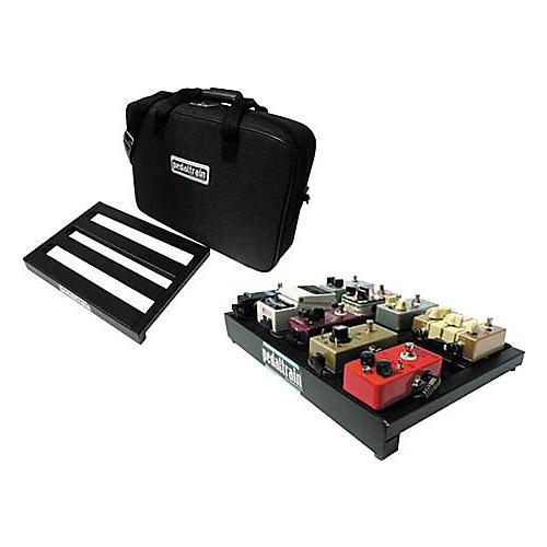 Pedaltrain PT-JR Pedal Board with Softshell Gig Bag-thumbnail