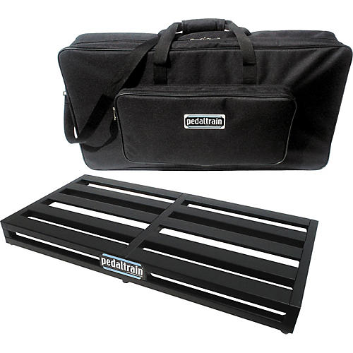 Pedaltrain PT-Pro Pedalboard with Softshell Gig Bag