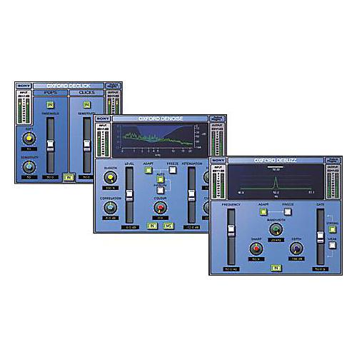 Sony PTL-RESTG2 Oxford Audio Restoration Tools Plug-in for Pro Tools (RTAS)