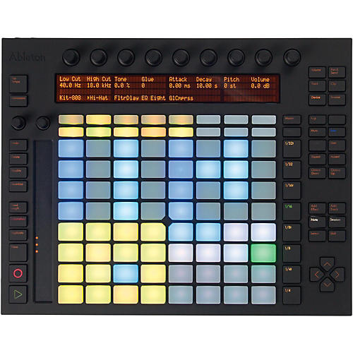 Ableton PUSH Controller with Live 9 Suite