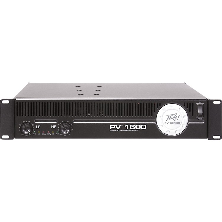 PeaveyPV 1600 Bi-Pack Power Amplifier