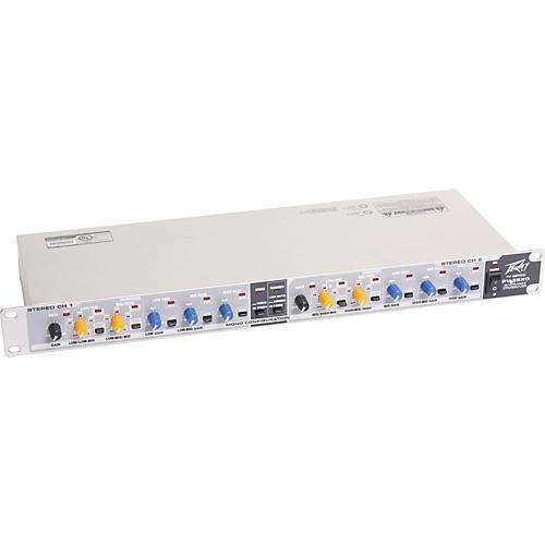 Peavey PV 350XO 2/3-Way Stereo - 4/5 Way Mono Crossover
