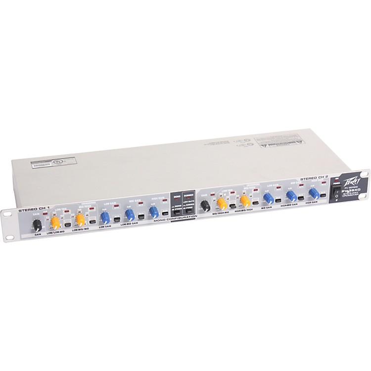 PeaveyPV 350XO 2/3-Way Stereo - 4/5 Way Mono Crossover